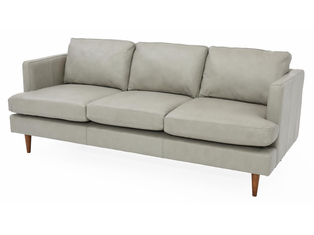 Wondrous Pierce Top Grain Leather Sofa Inzonedesignstudio Interior Chair Design Inzonedesignstudiocom