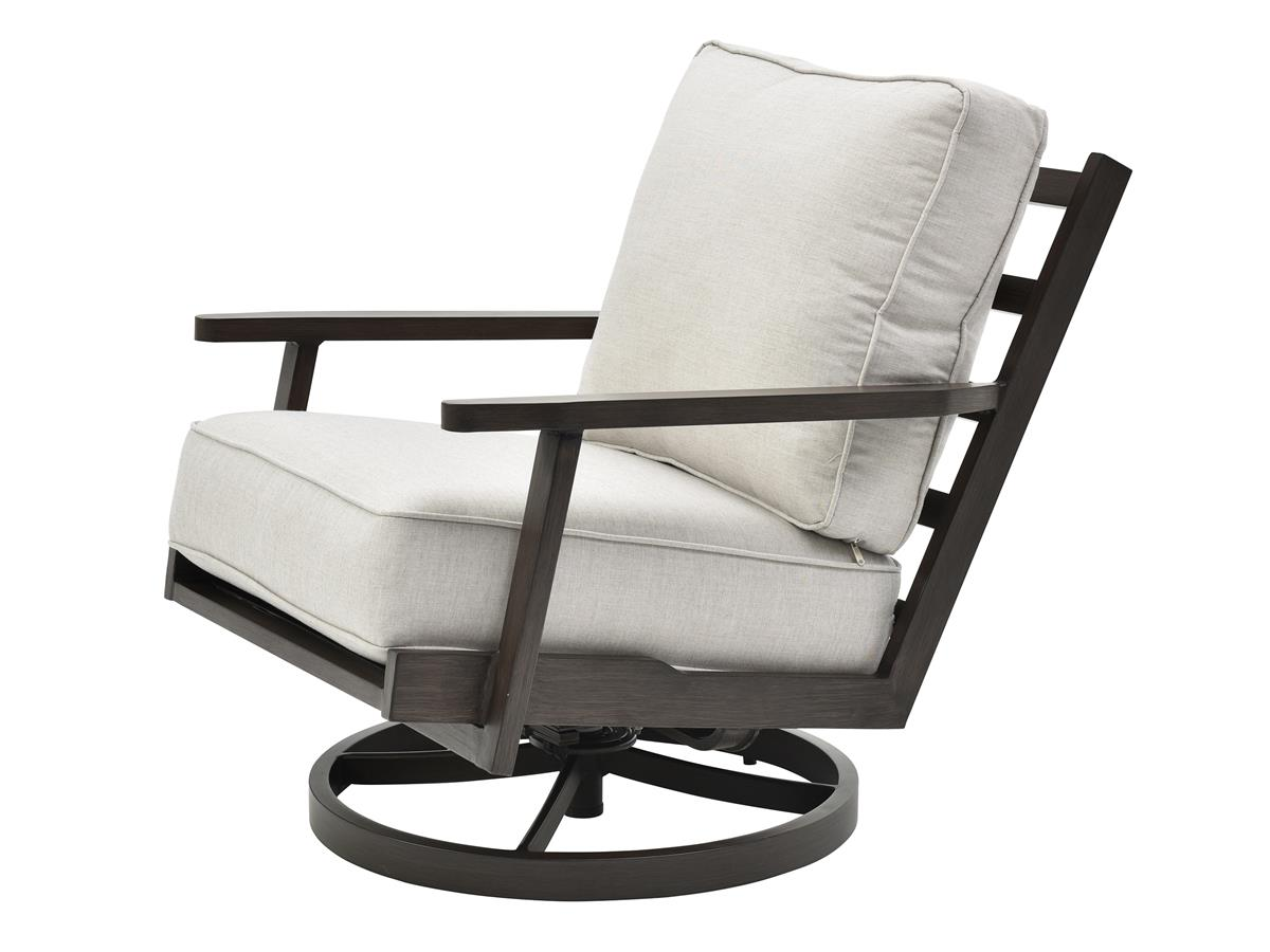 Adeline Motion Lounge Chair Cast Silver Weir S Furniture