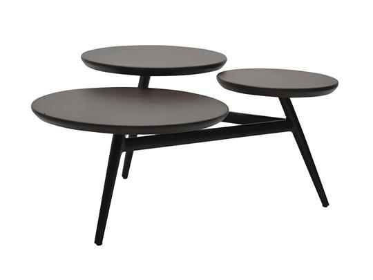 Megan Three-Top Coffee Table