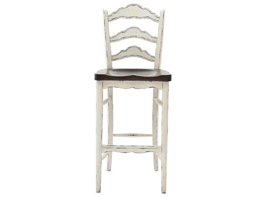 Colonial Bar Stool, 46.5