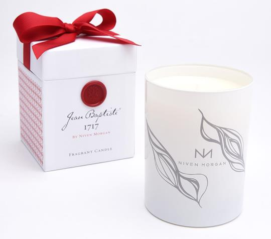 Jean Baptiste Candle by Niven Morgan