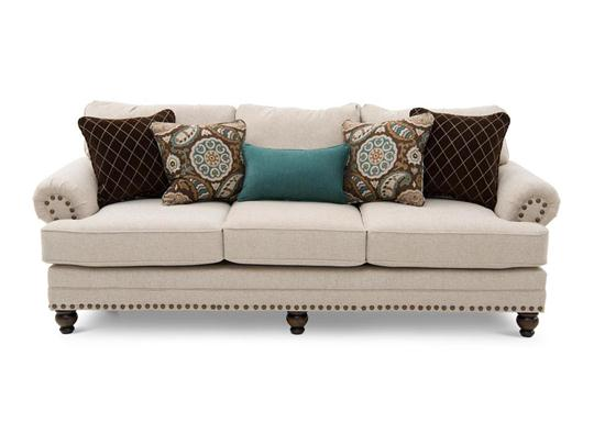 Wondrous Bernhardt Foster Sofa Woven Ash Weirs Furniture Interior Design Ideas Tzicisoteloinfo