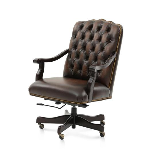 top grain leather office chairs capri leather johnson topgrain leather desk chair weirs furniture that makes home
