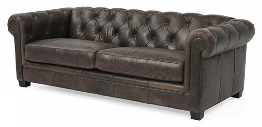 Townsend Top Grain Leather Sofa